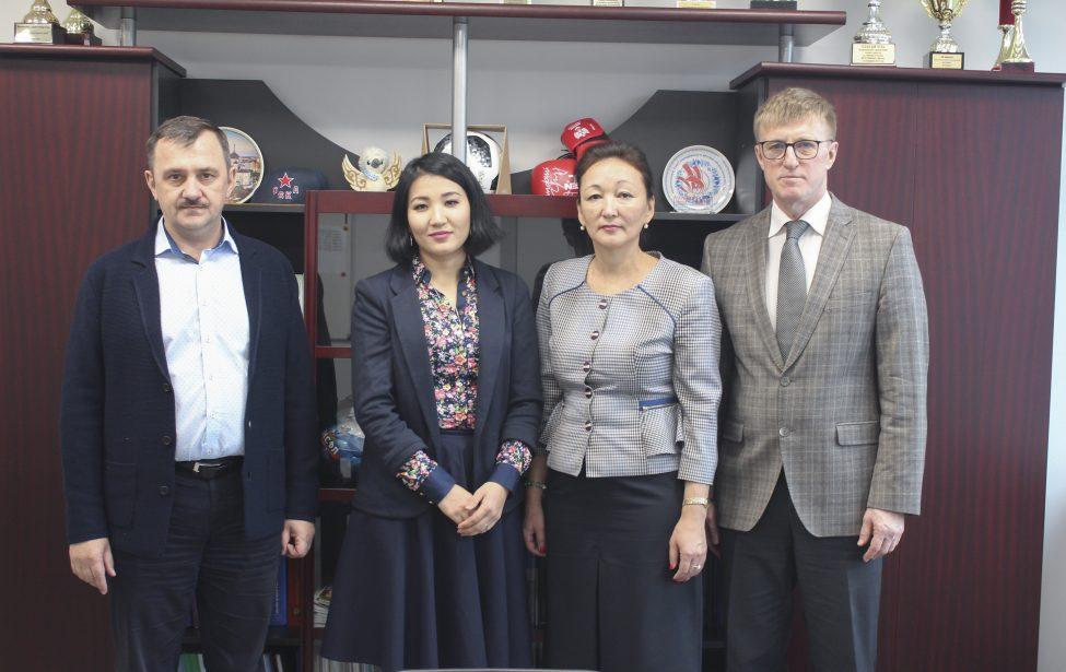 Научная стажировка для докторантов из Казахстана