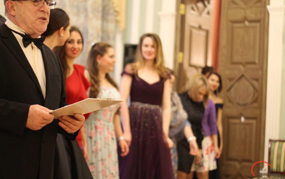 Кафедра музыкального искусства дала концерт для ветеранов