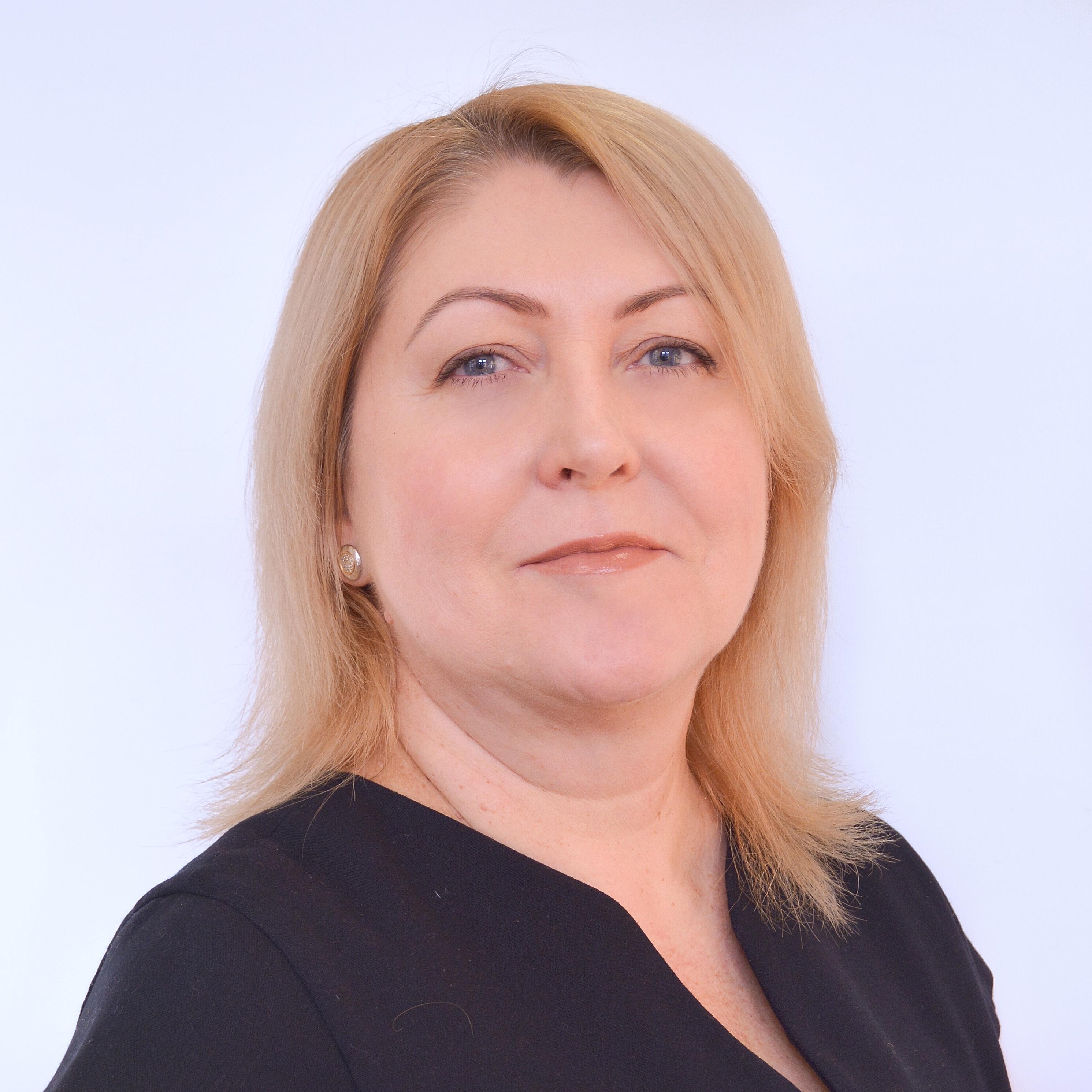 Русанова Светлана Николаевна
