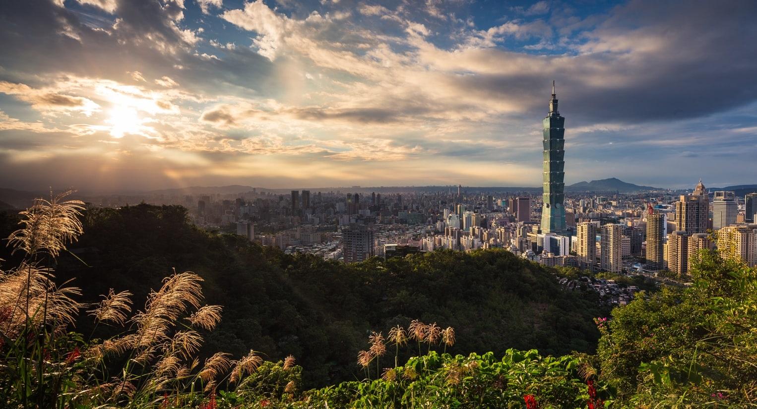 Проведи зимние каникулы на Тайване