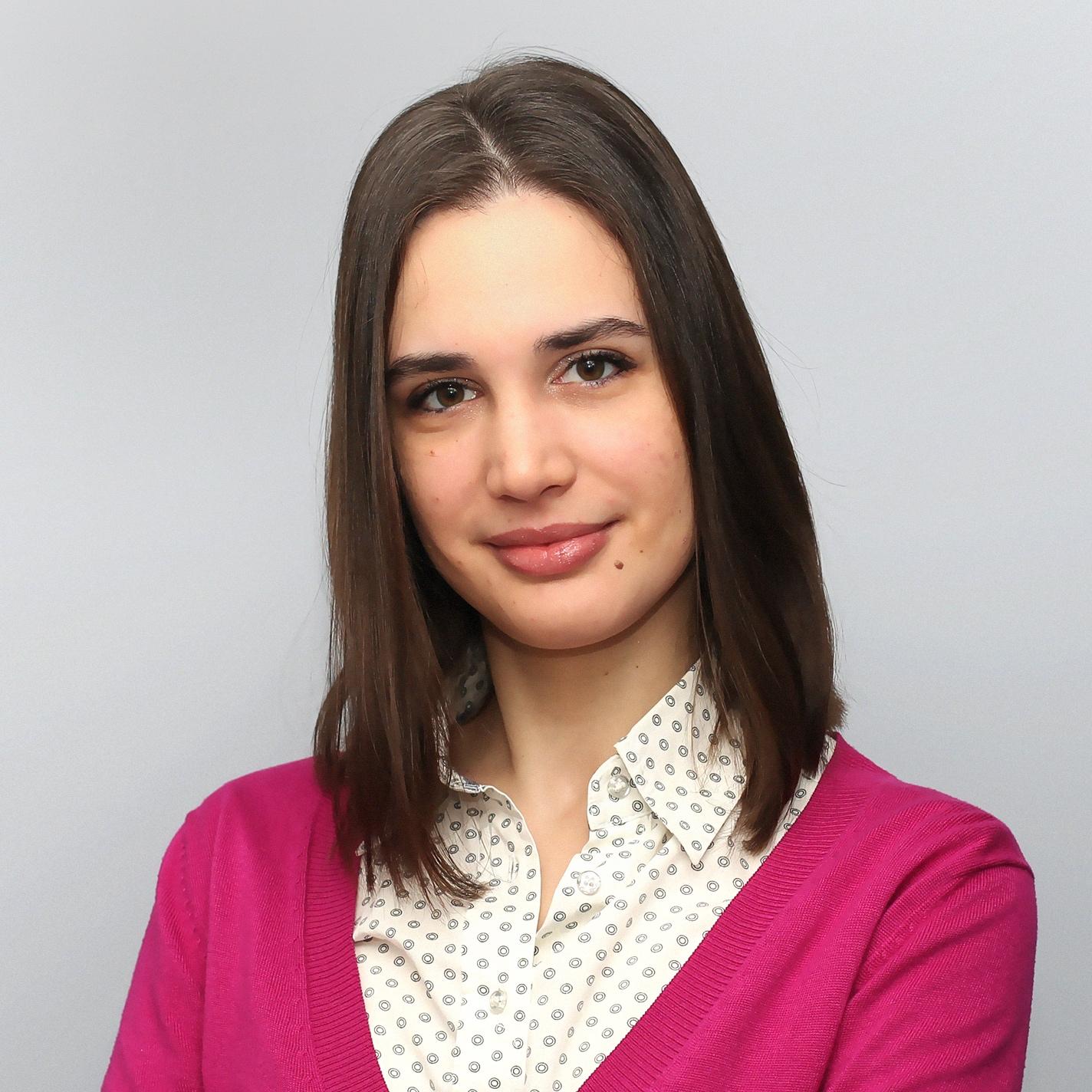 Короткевич Дарья Олеговна
