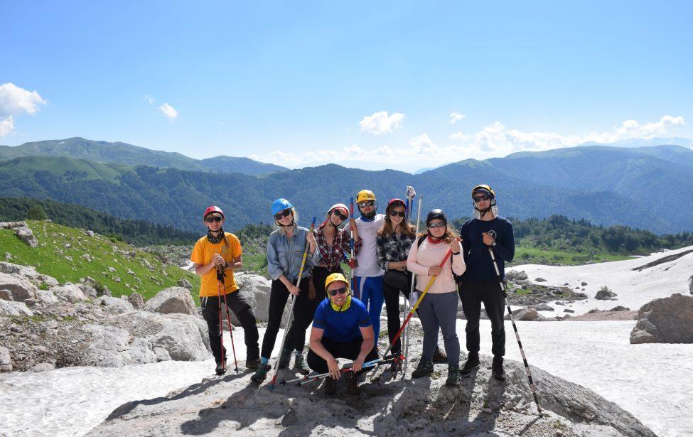 Открыт набор в школу инструкторов детско-юношеского туризма