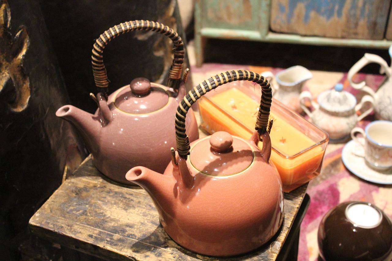 Лекция «Вокруг чайного сервиза»