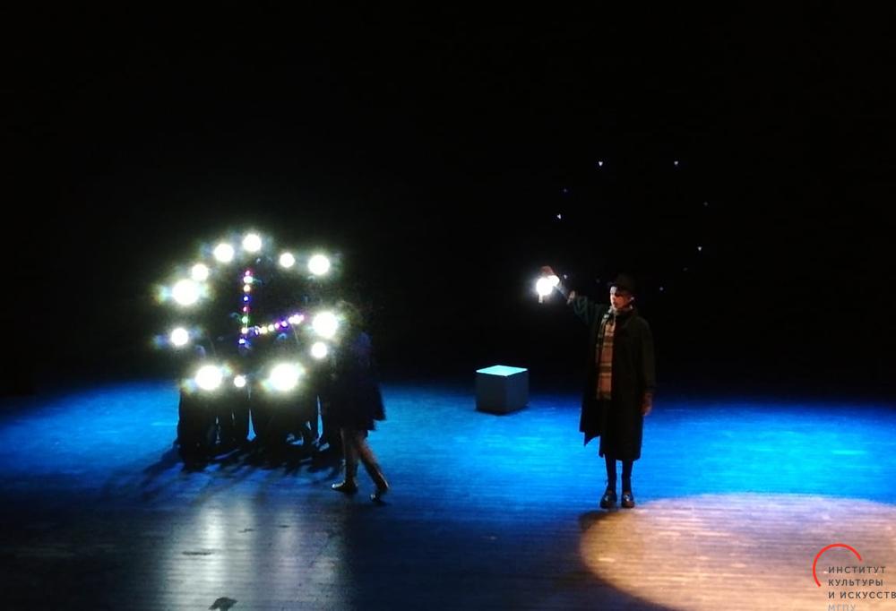 Студенческие театры ИКИ — лауреаты «Theatrical Talents»