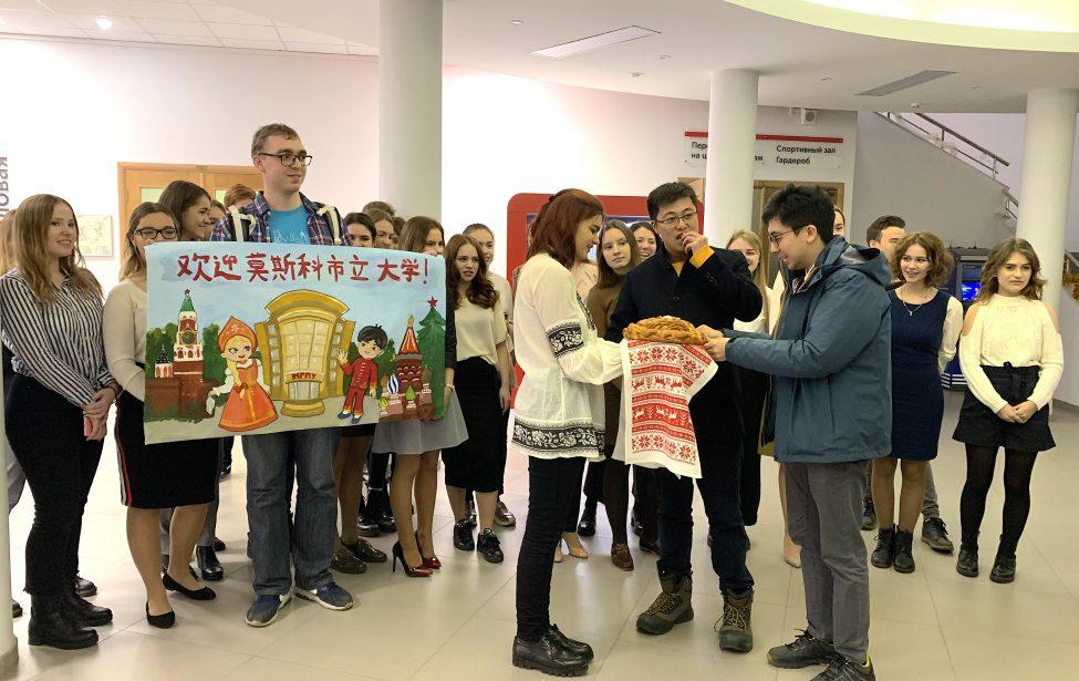 ИИЯ принял студенческую делегацию из Гонконга