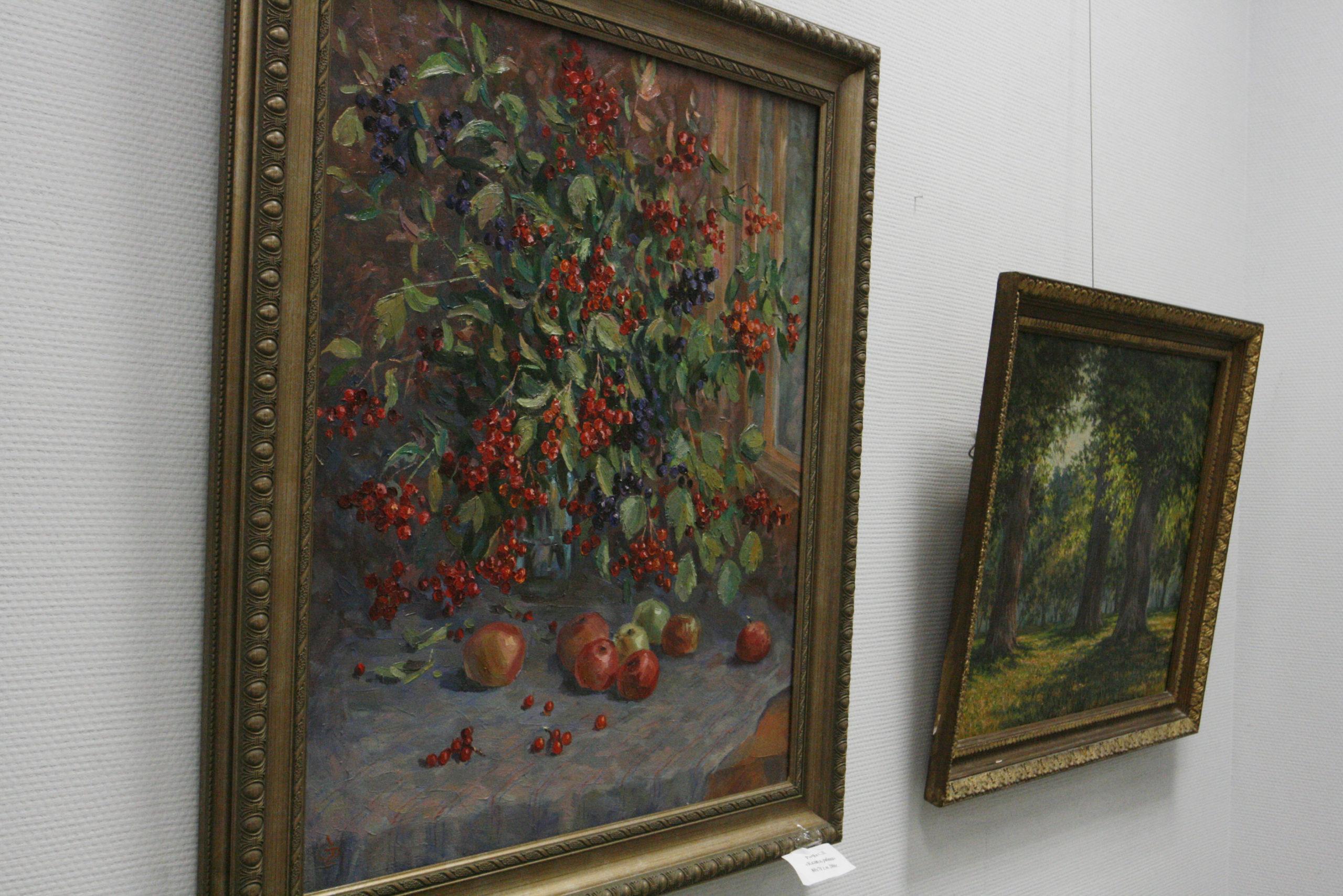 Выставка С.П. Рощина.12.12.19.ИКИ1