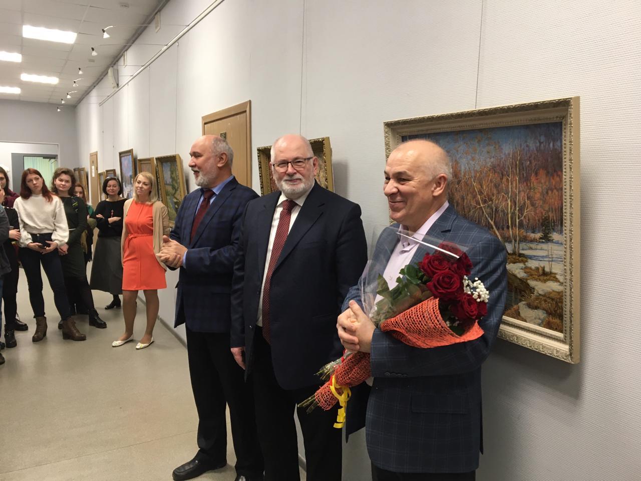 Выставка С.П. Рощина.12.12.19.ИКИ14