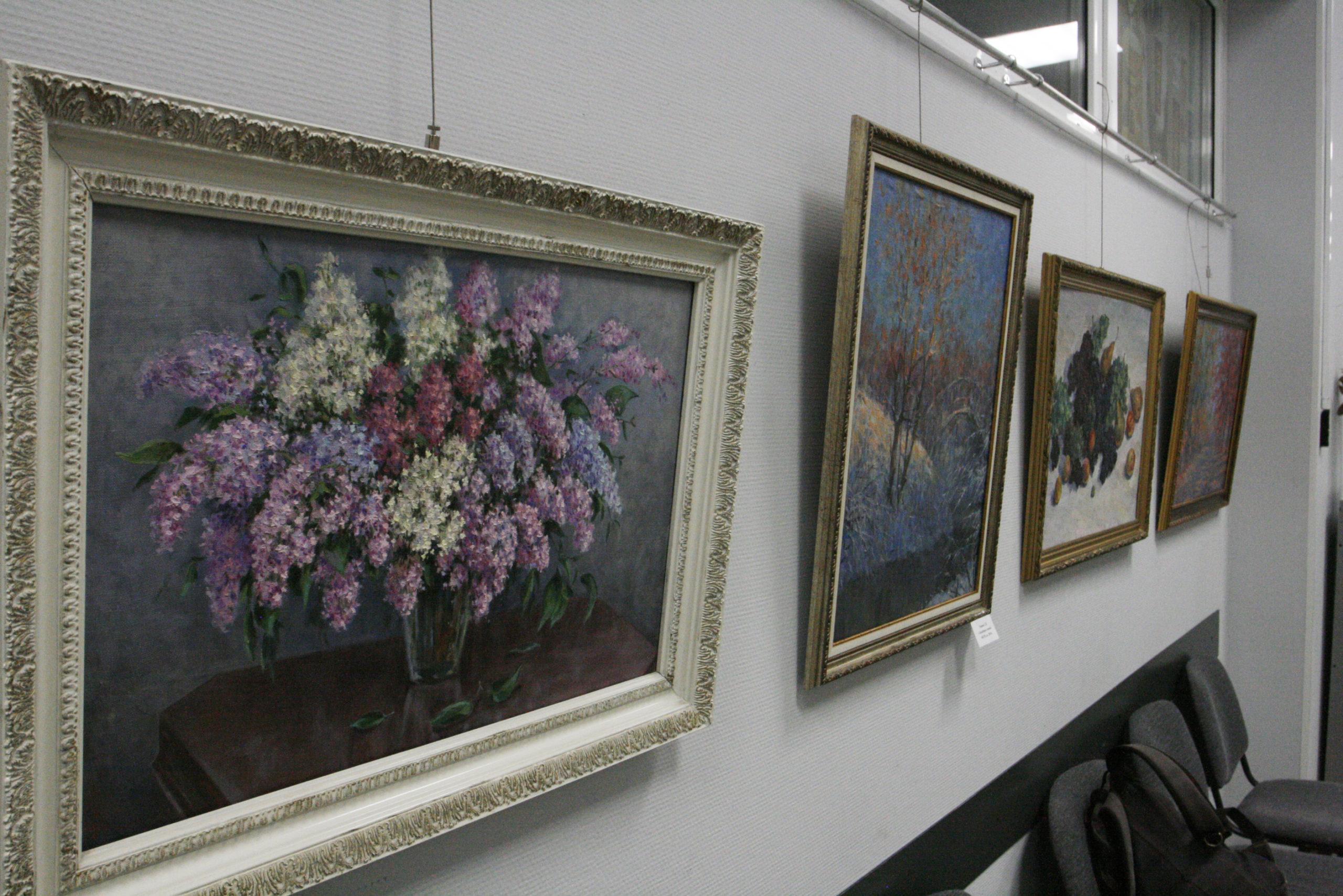 Выставка С.П. Рощина.12.12.19.ИКИ2