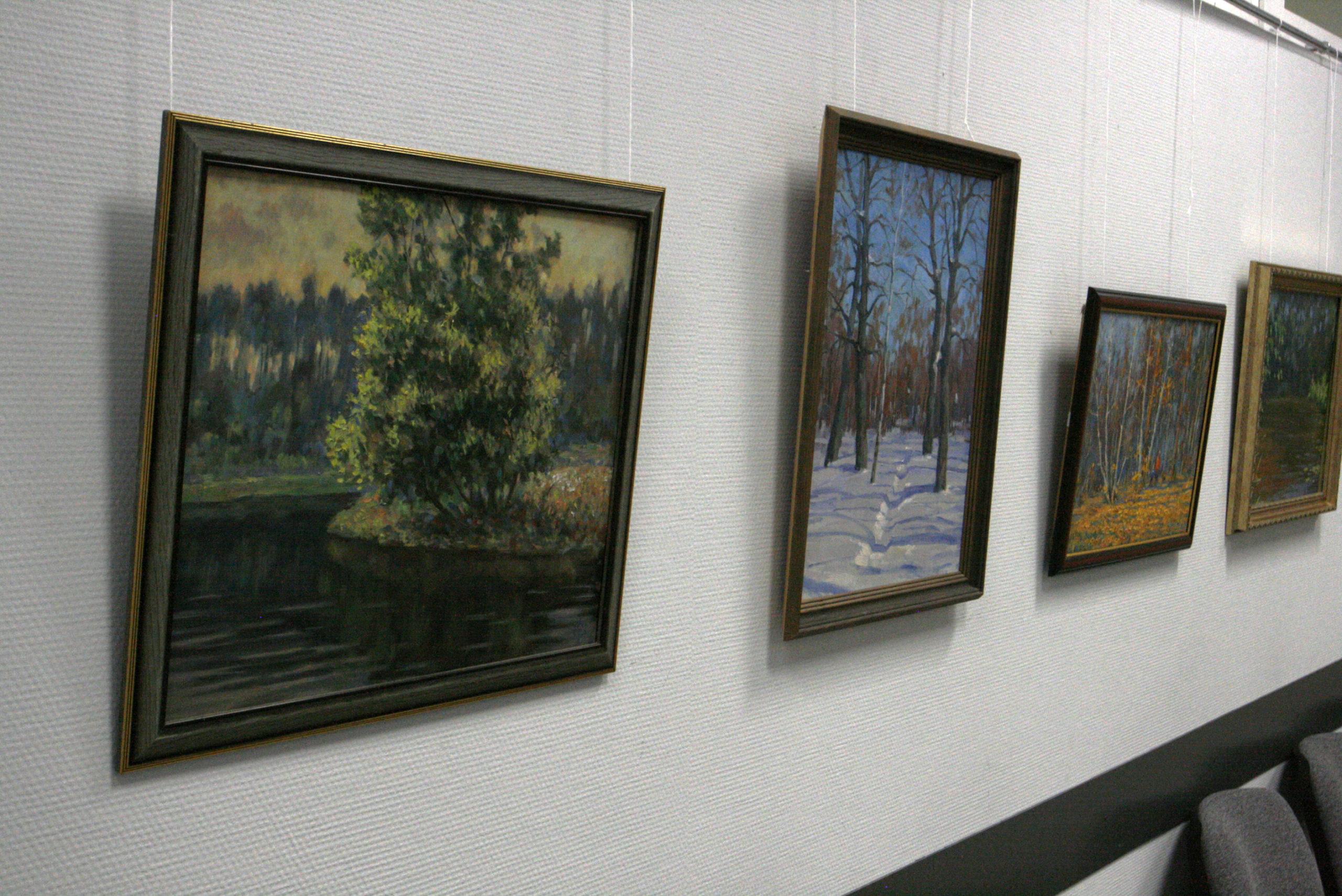 Выставка С.П. Рощина.12.12.19.ИКИ7