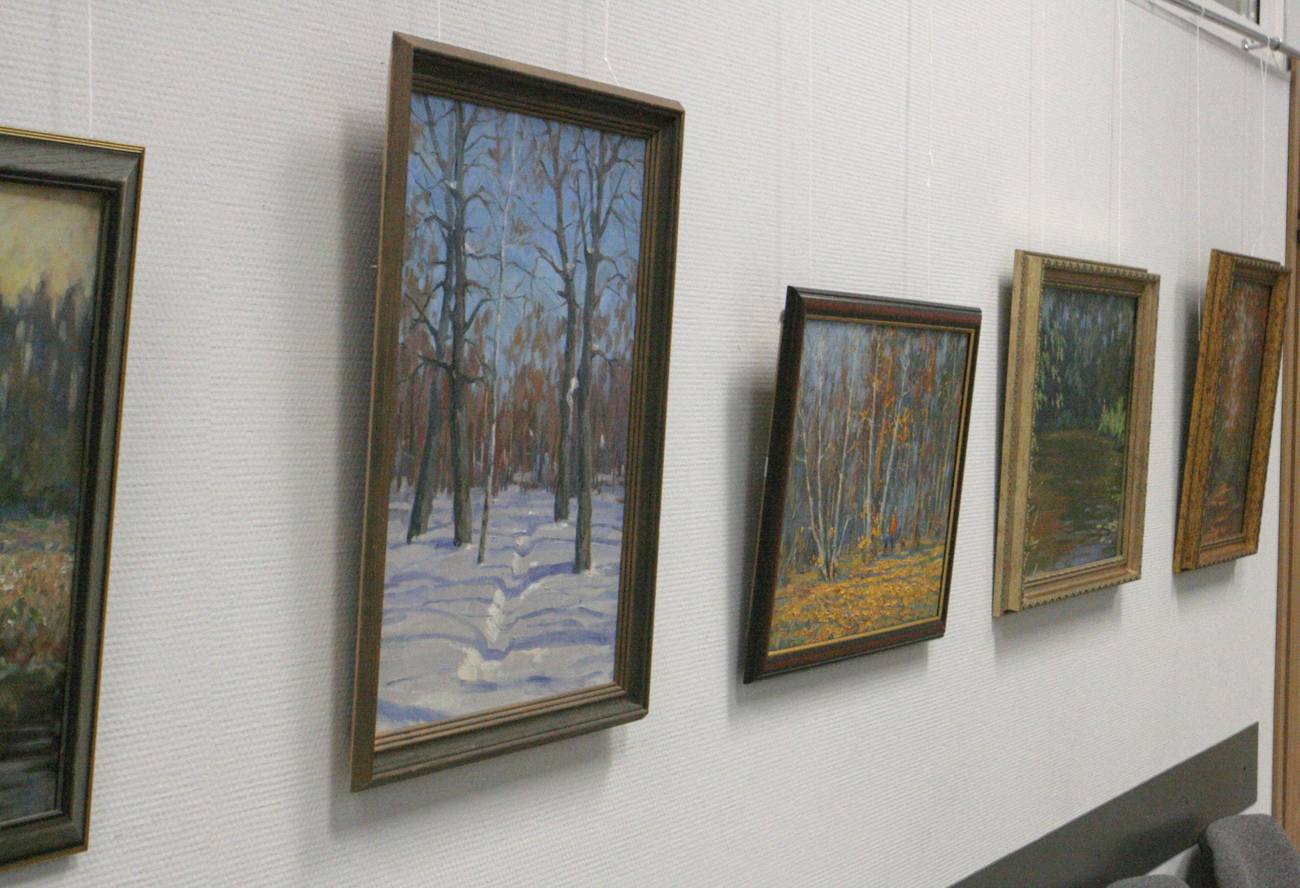 Выставка С.П. Рощина.12.12.19.ИКИ8