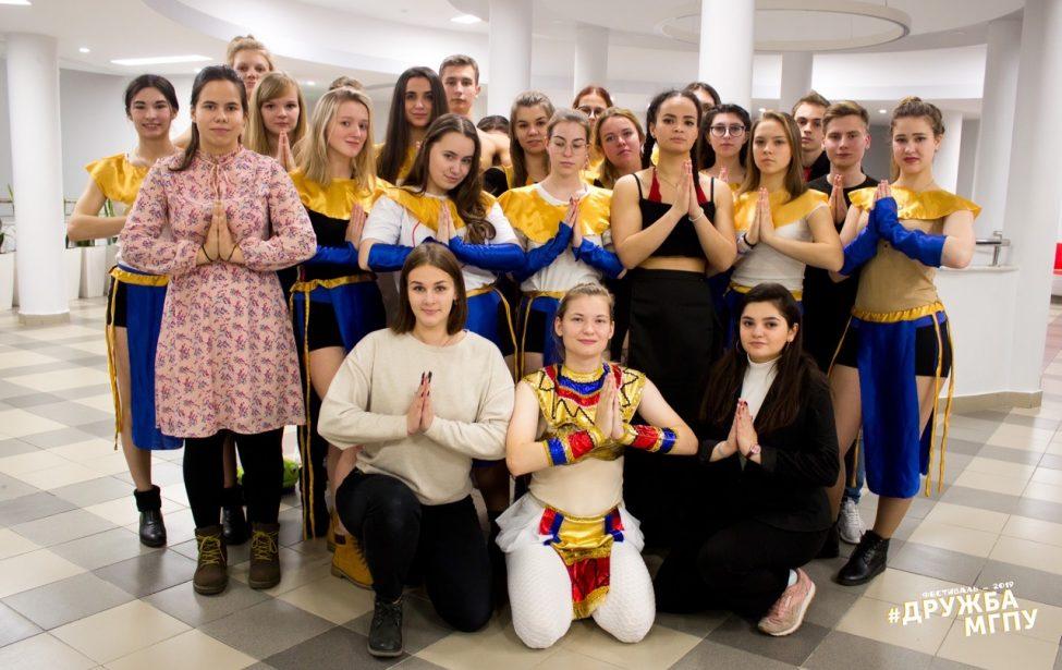Команду ИЕСТ признали лучшей в двух номинациях «Дружбы»