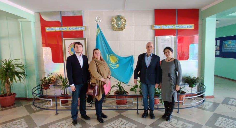 Преподаватели ИЦО приняли участие в проекте Россотрудничества