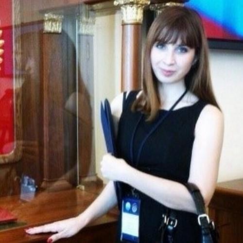 Соломатина Елена Владимировна (Член совета выпускников института МГПУ)