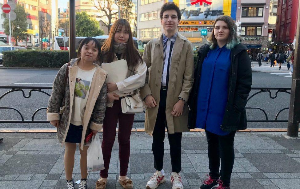 Двое студентов ИИЯ вернулись из Японии