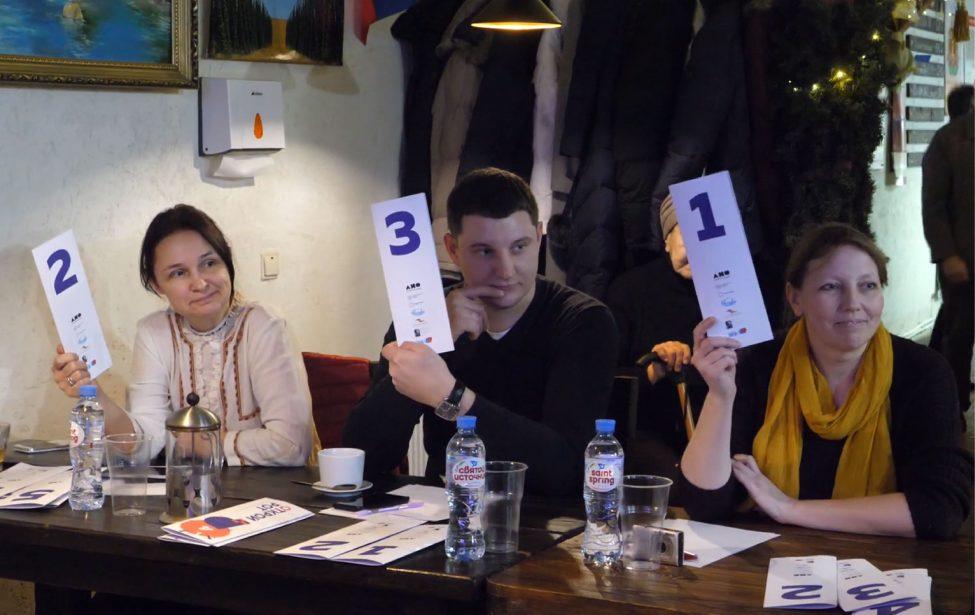 Чемпионат по чтению вслух «Открой рот» получил высокую оценку