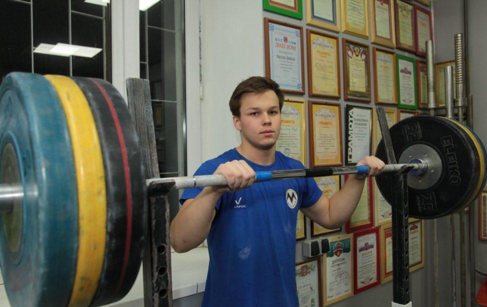 Никита Хрулев установил рекорд на первенстве России