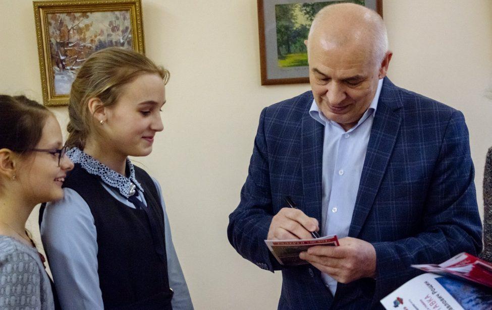 Открылась выставка профессора Сергея Рощина