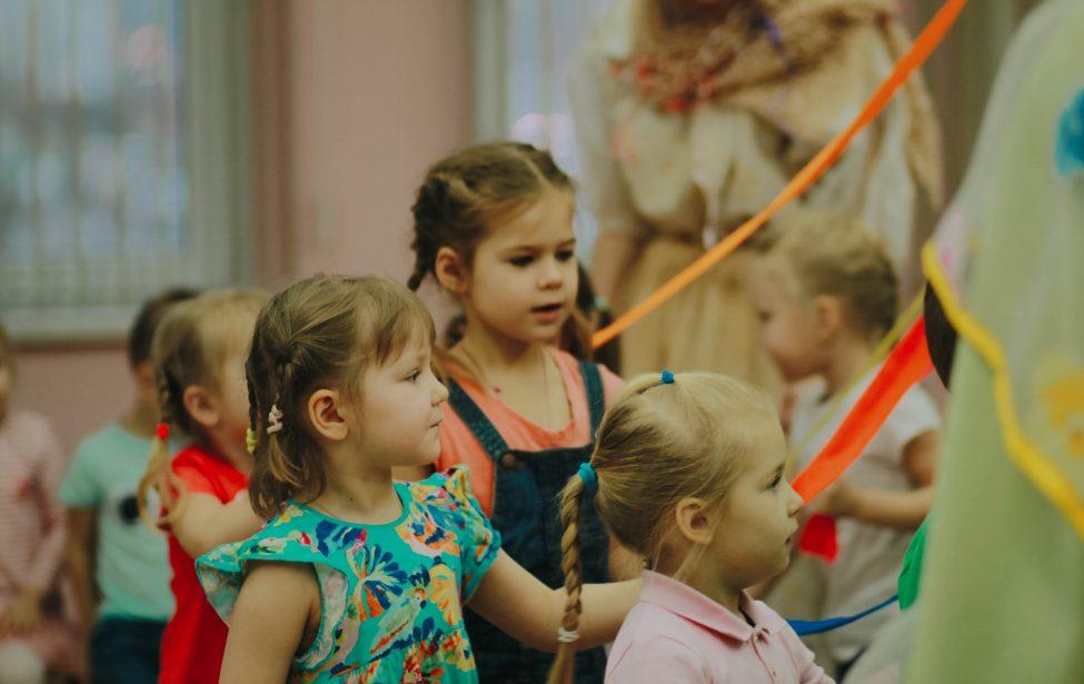 Студенты ИКИ провели Масленицу в детском саду