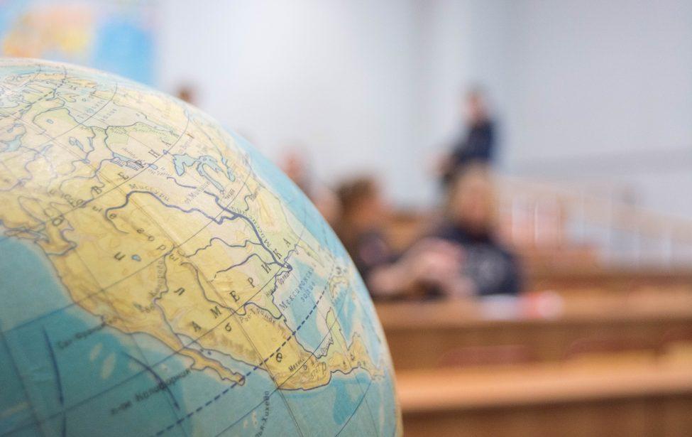 В Московском городском открылся Геоцентр для школьников