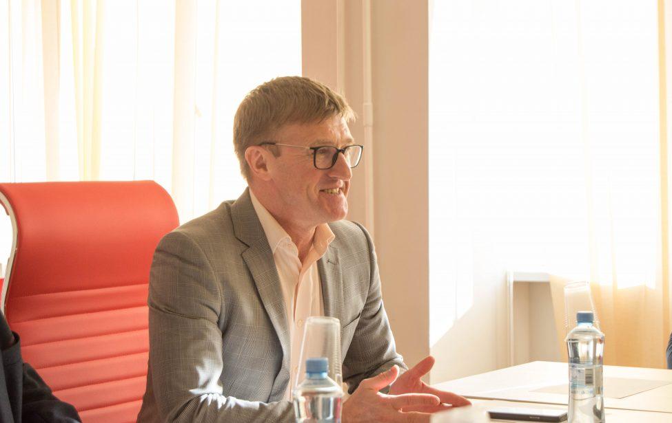 Директор ИЕСТ рассказал о спорте в Московском городском