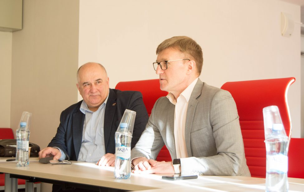 В ИЕСТ прошло заседание федерации тяжелой атлетики Москвы