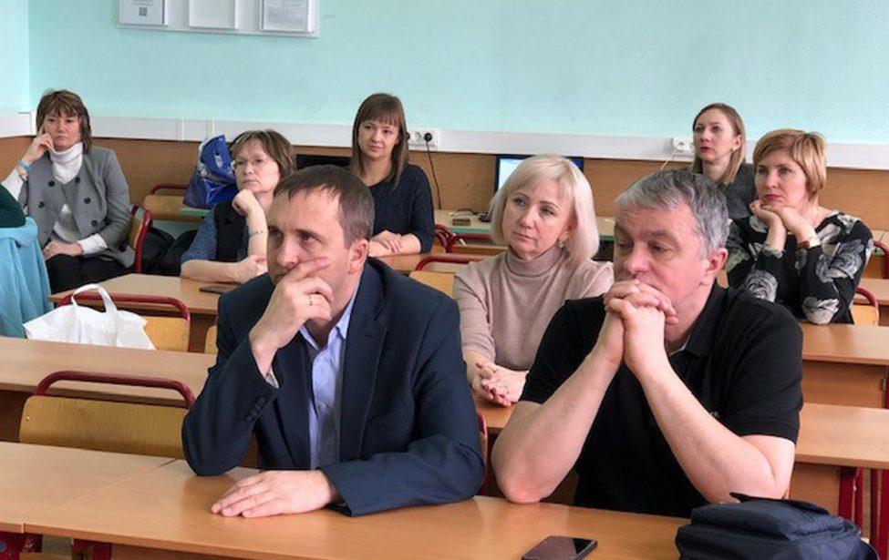 Обучающие сессии для педагогов Сургута проведены в ИЦО