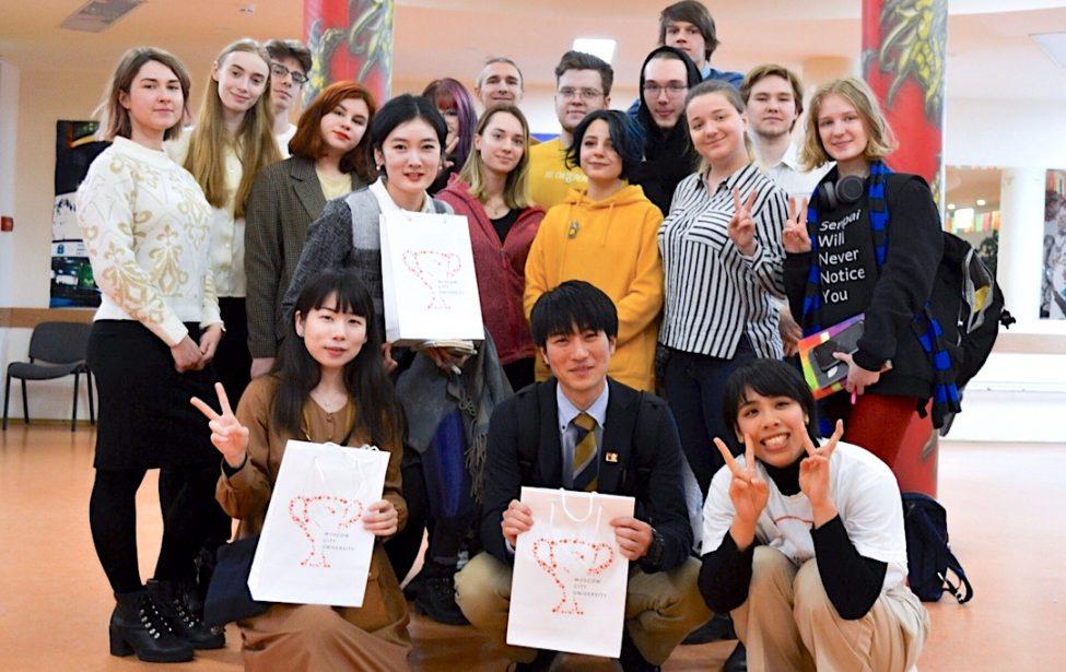 ИИЯ принял делегацию из института Цукуба (Япония)