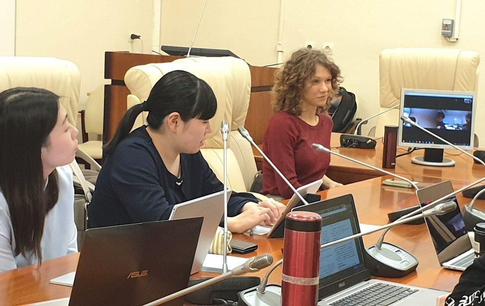 Кафедра японского языка организовала международную онлайн-конференцию