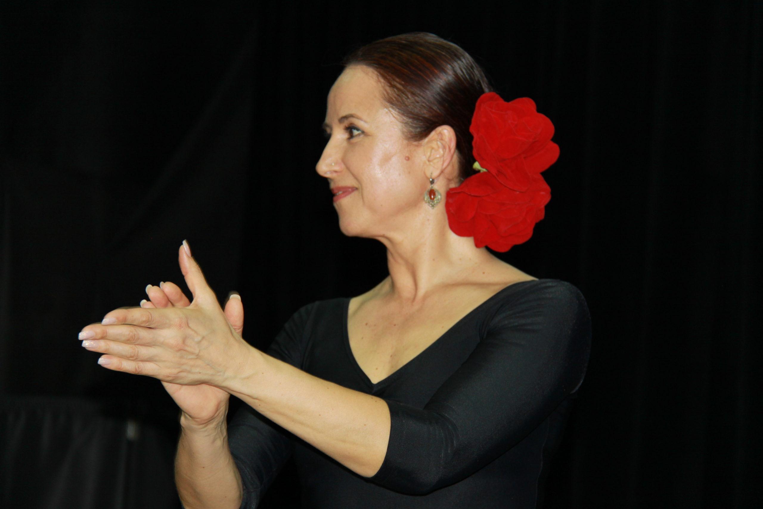 Фламенко в ИКИ: мастер-классы хореографа из Испании