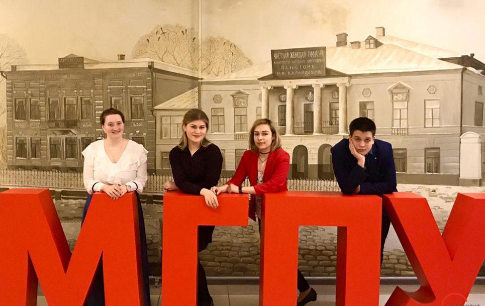 Студенты ИКИ — финалисты Олимпиады «Я — профессионал»