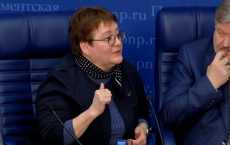Эксперт Московского городского о поправках в Конституцию РФ
