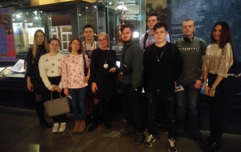 Студенты ИЦО посетили Еврейский музей и центр толерантности