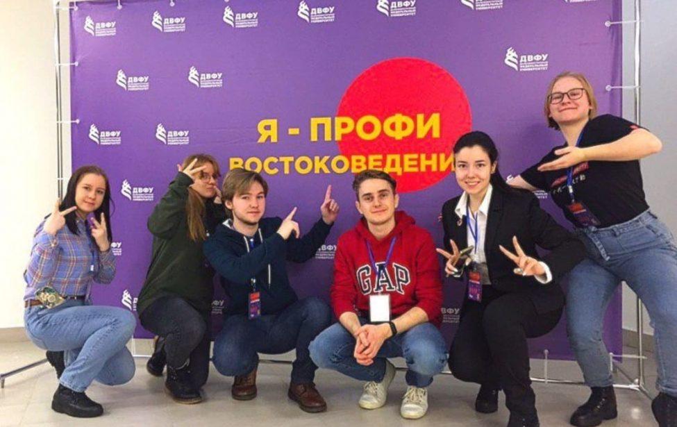 Финалисты олимпиады «Я — профессионал» из ИИЯ удостоены наград