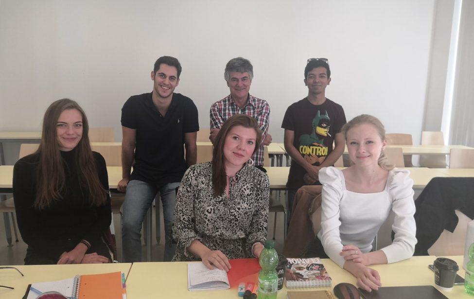 Студентка ИИЯ рассказывает остажировке вАвстрии