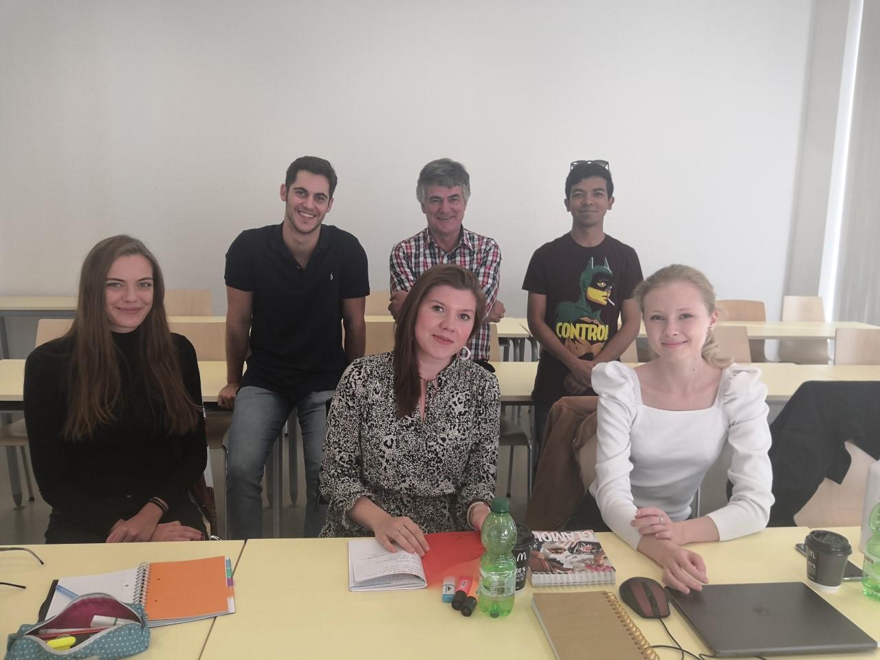 Студентка ИИЯ рассказывает о стажировке в Австрии