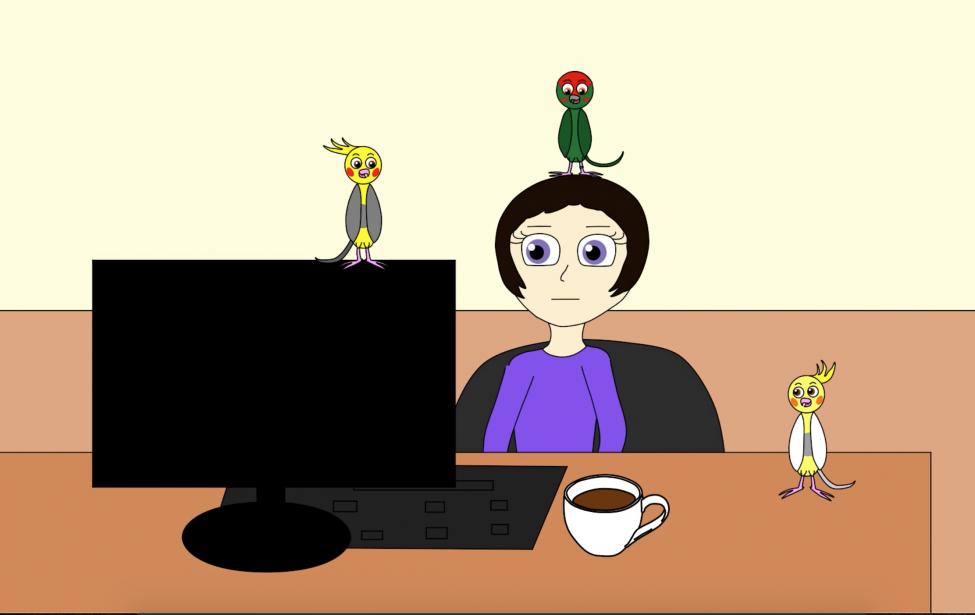 В ИИЯ прошел конкурс видеороликов об учебе на дистанте