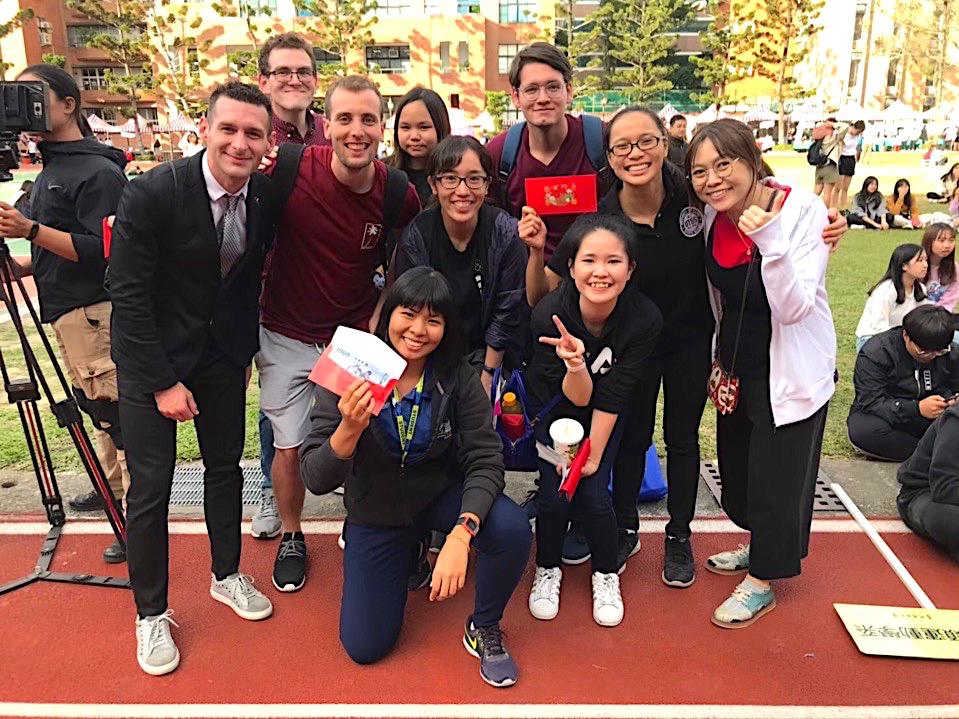 Студент ИИЯ рассказал о стажировке в Китае