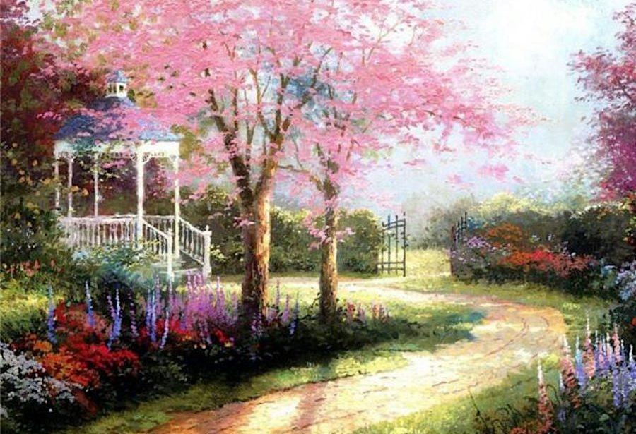 «Вишневый сад» в постановке французского театра