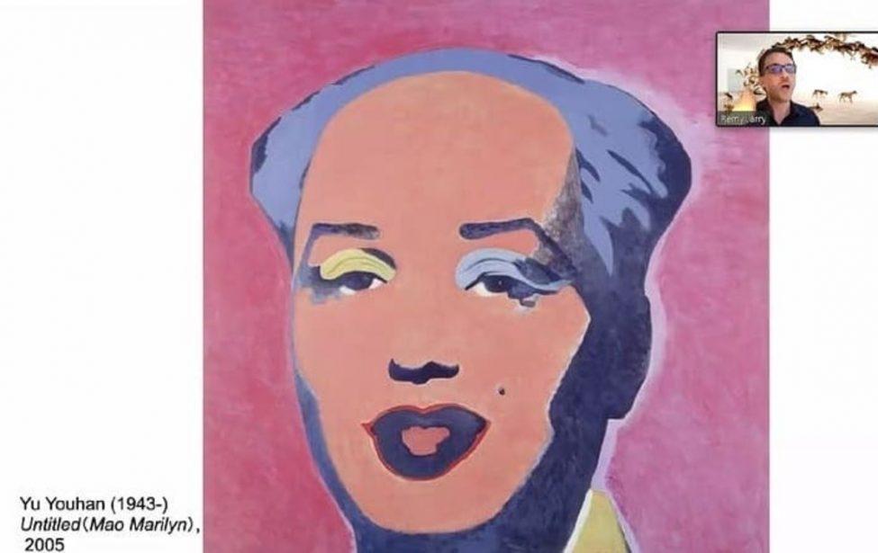 Студенты ИИЯ узнали о тенденциях в современном искусстве Китая