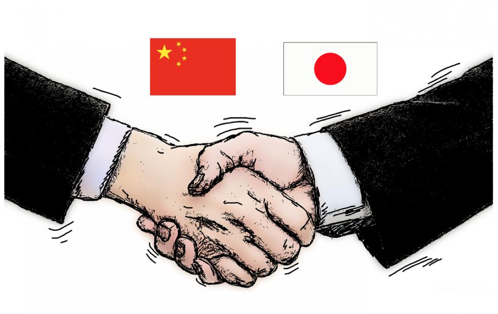Лекция об отношениях КНР и Японии