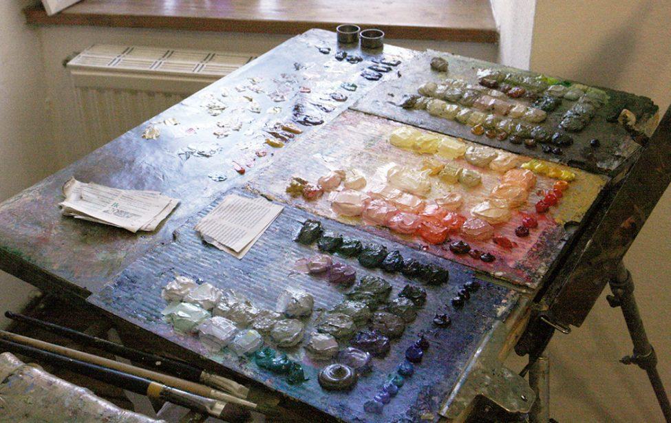 Бакалавриат «Изобразительное искусство» | Мы готовим художников-педагогов