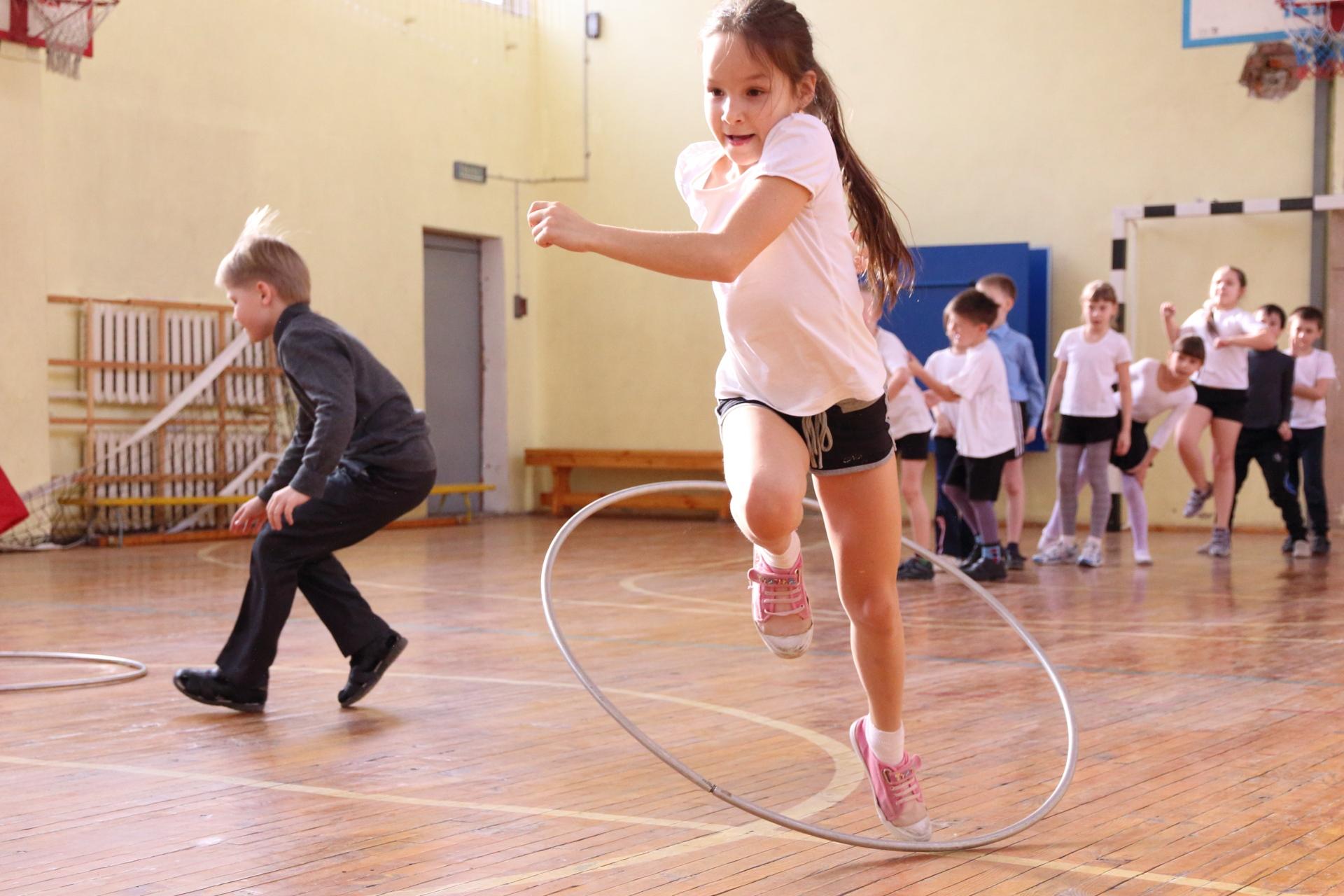 ВИЕСТ оценили физическое здоровье школьников