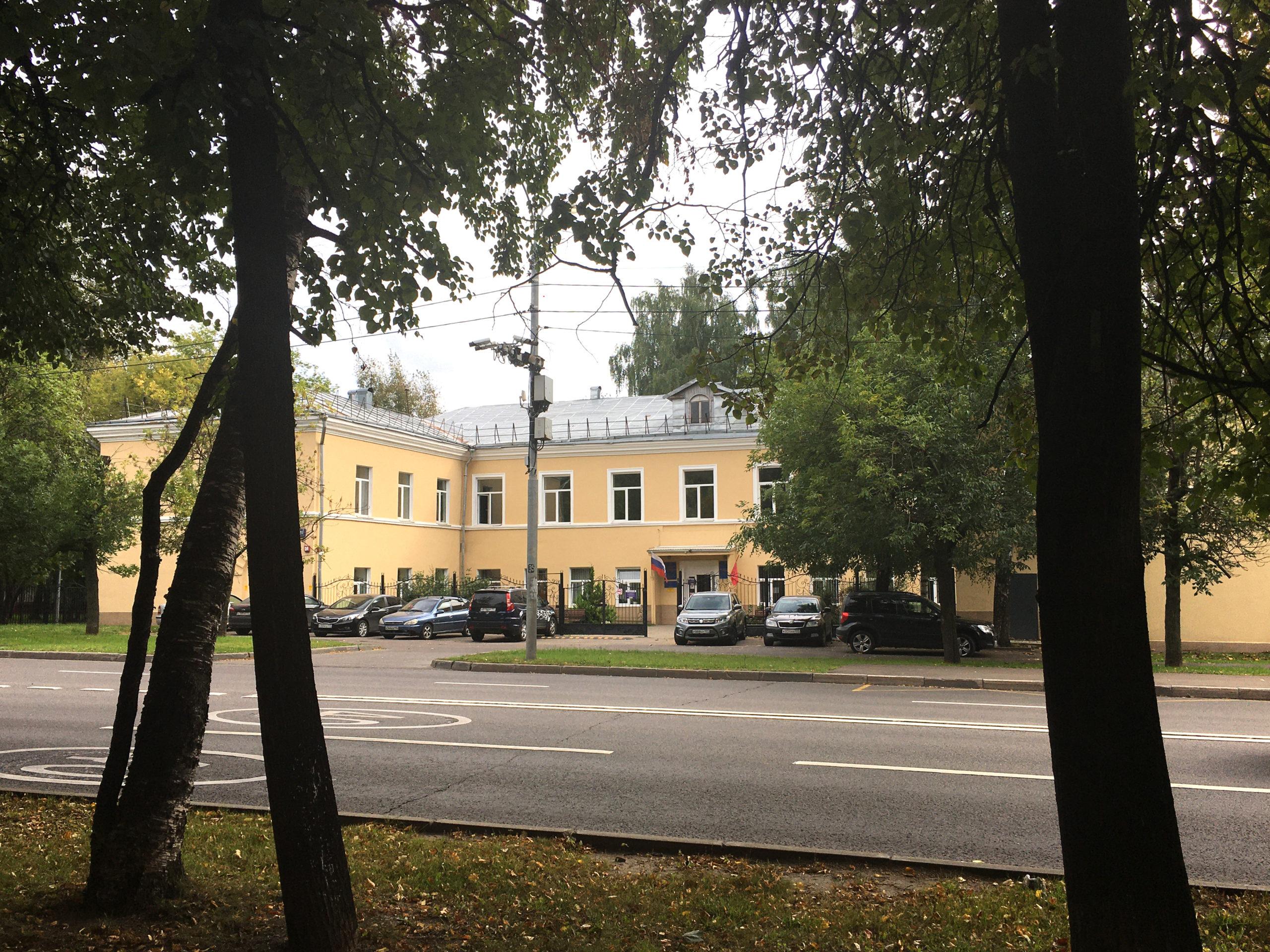 Департамент ИЗО, ДПИ и Дизайна переехал на улицу Фабрициуса, 21
