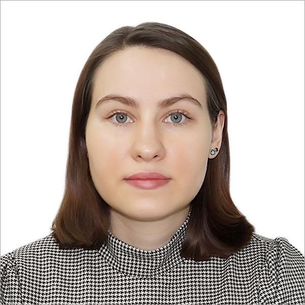 Мозесон Александра Юрьевна