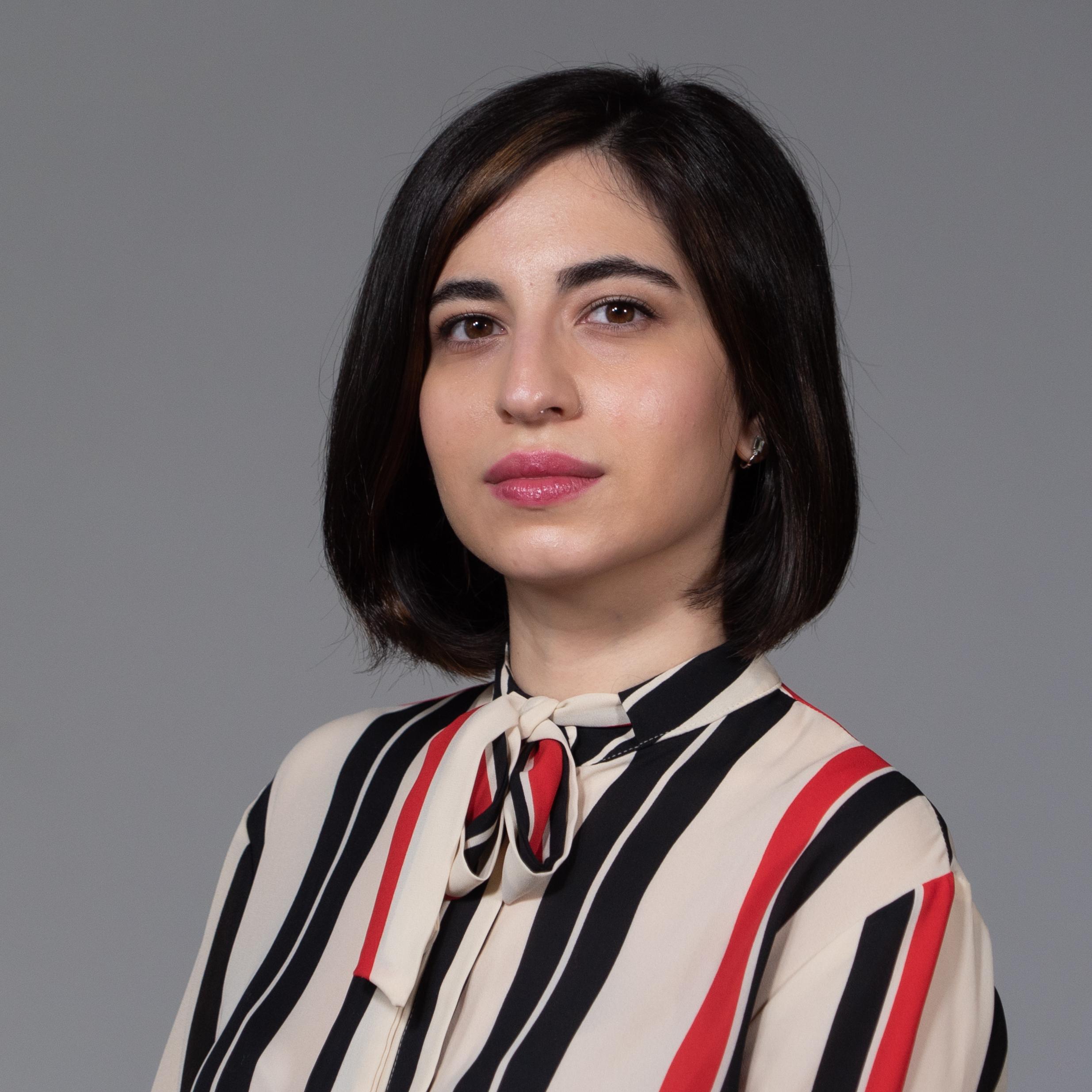 Силонян Алина Аркадьевна