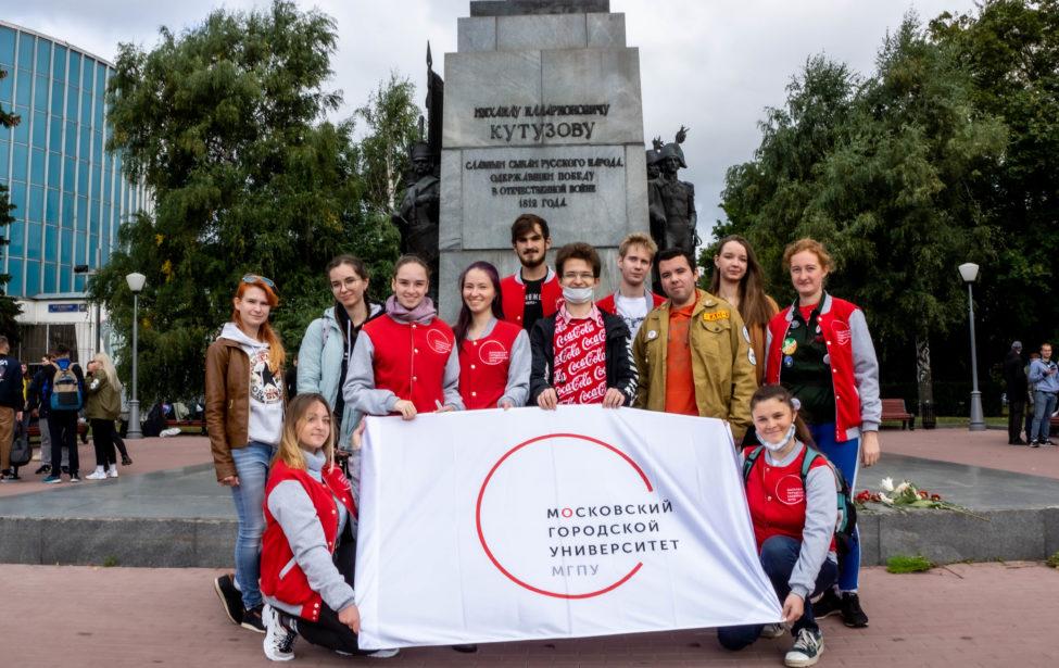 Педагогический отряд «Аквамарин»наСлете студенческих отрядов Москвы
