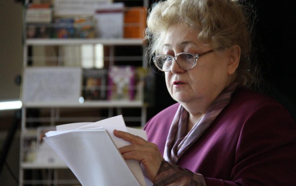 Профессор Нина Опарина награждена за служение русскому слову