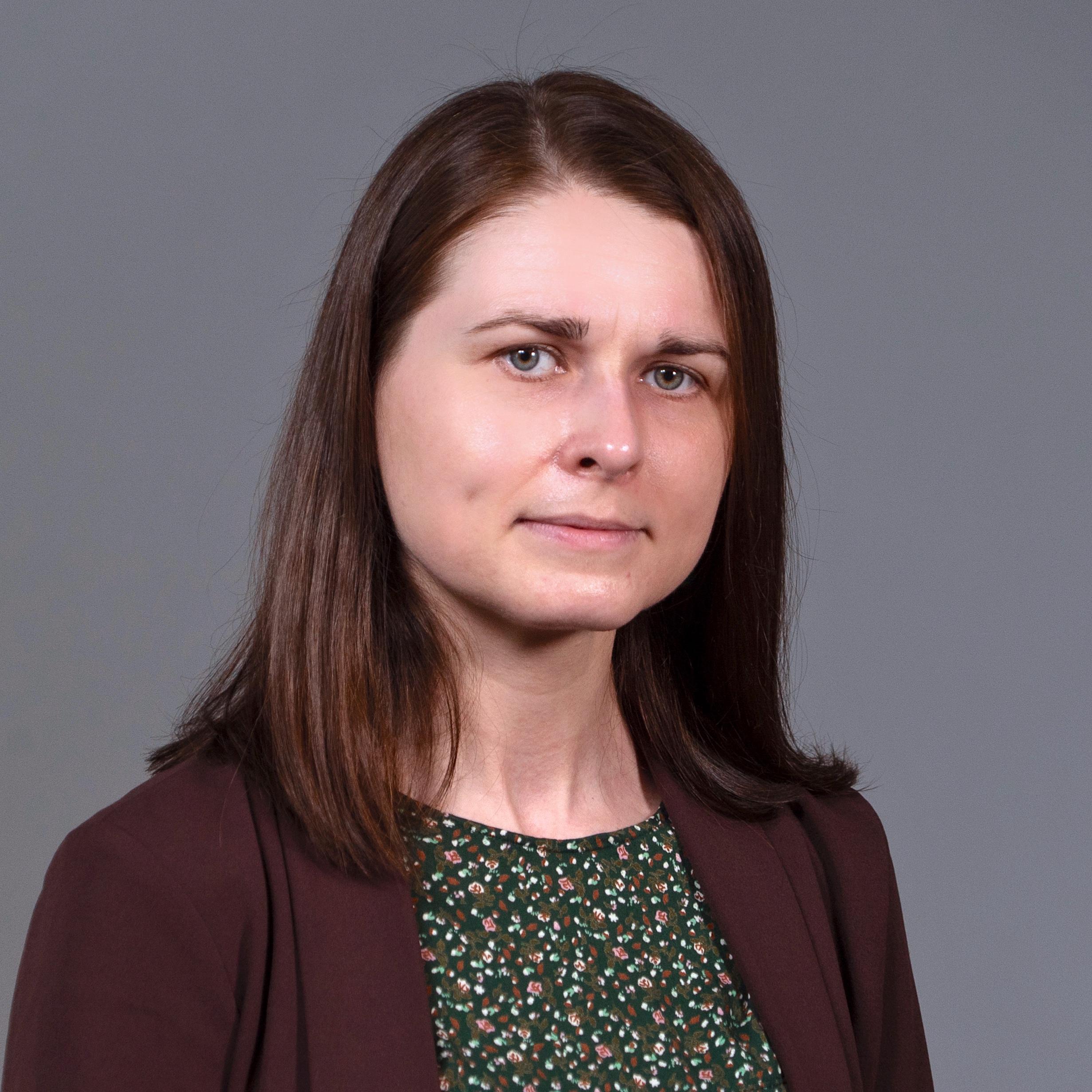 Столярова Ирина Николаевна