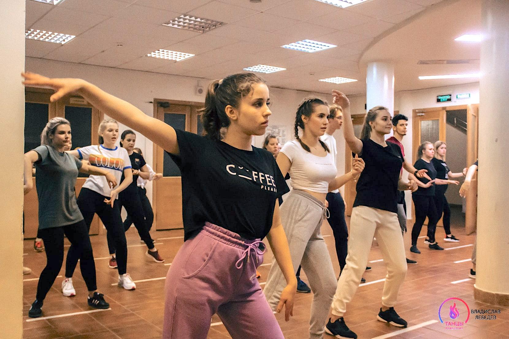 Танцы - тоже спорт 2020