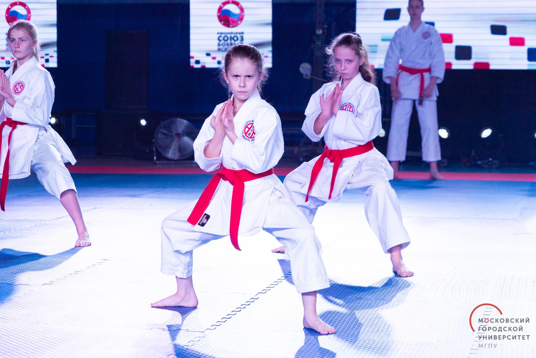 Московские студенческие игры боевых искусств